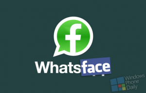 whatsface